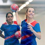 Faire des exercices de passe-réception au handball, comment procéder ?