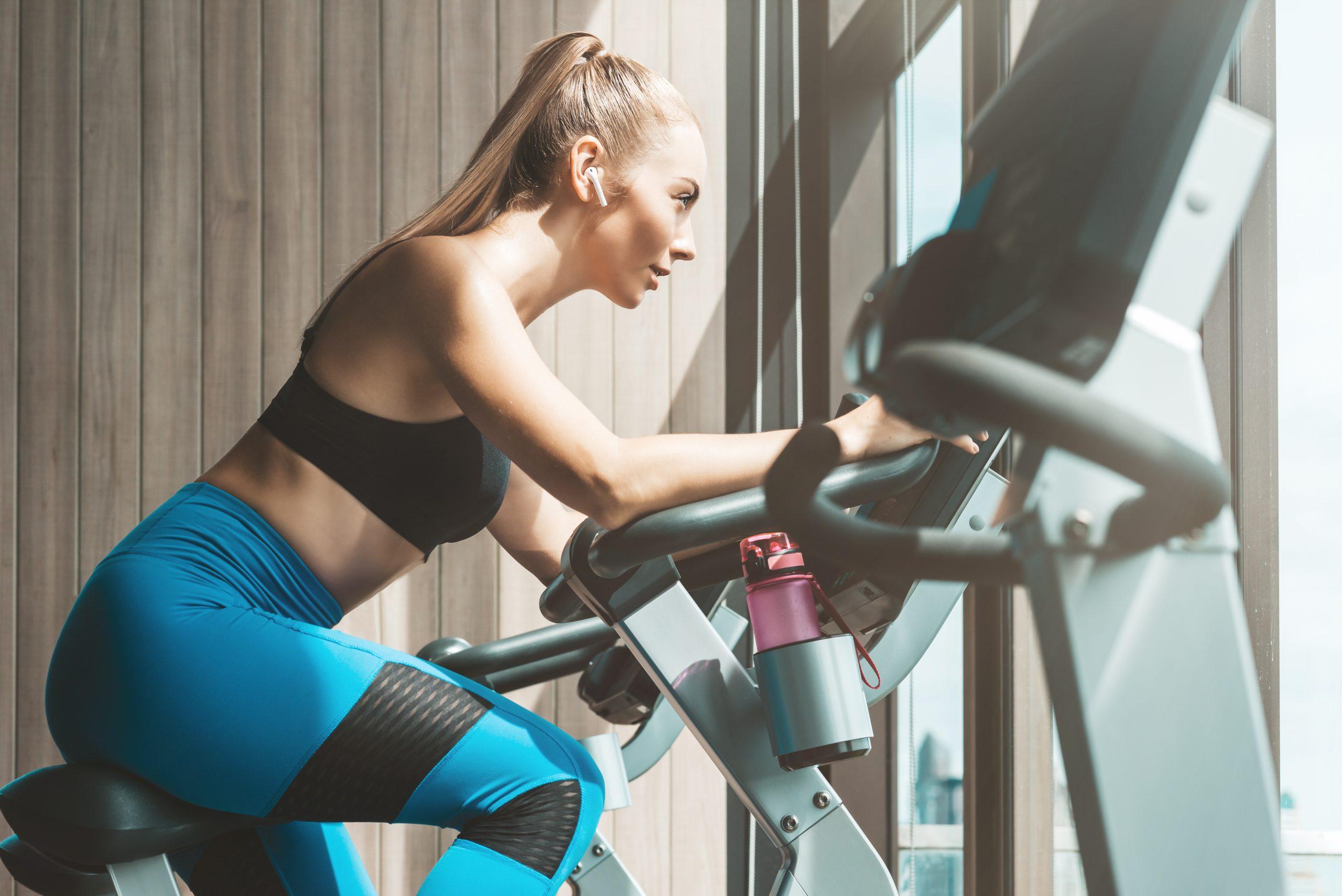 faire du vélo d'appartement tous les jours pour maigrir
