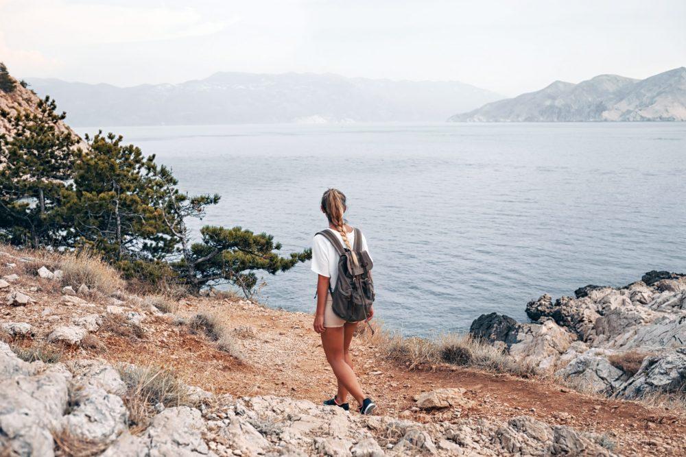 randonnée sur la presqu'île Crozon boucle côtière
