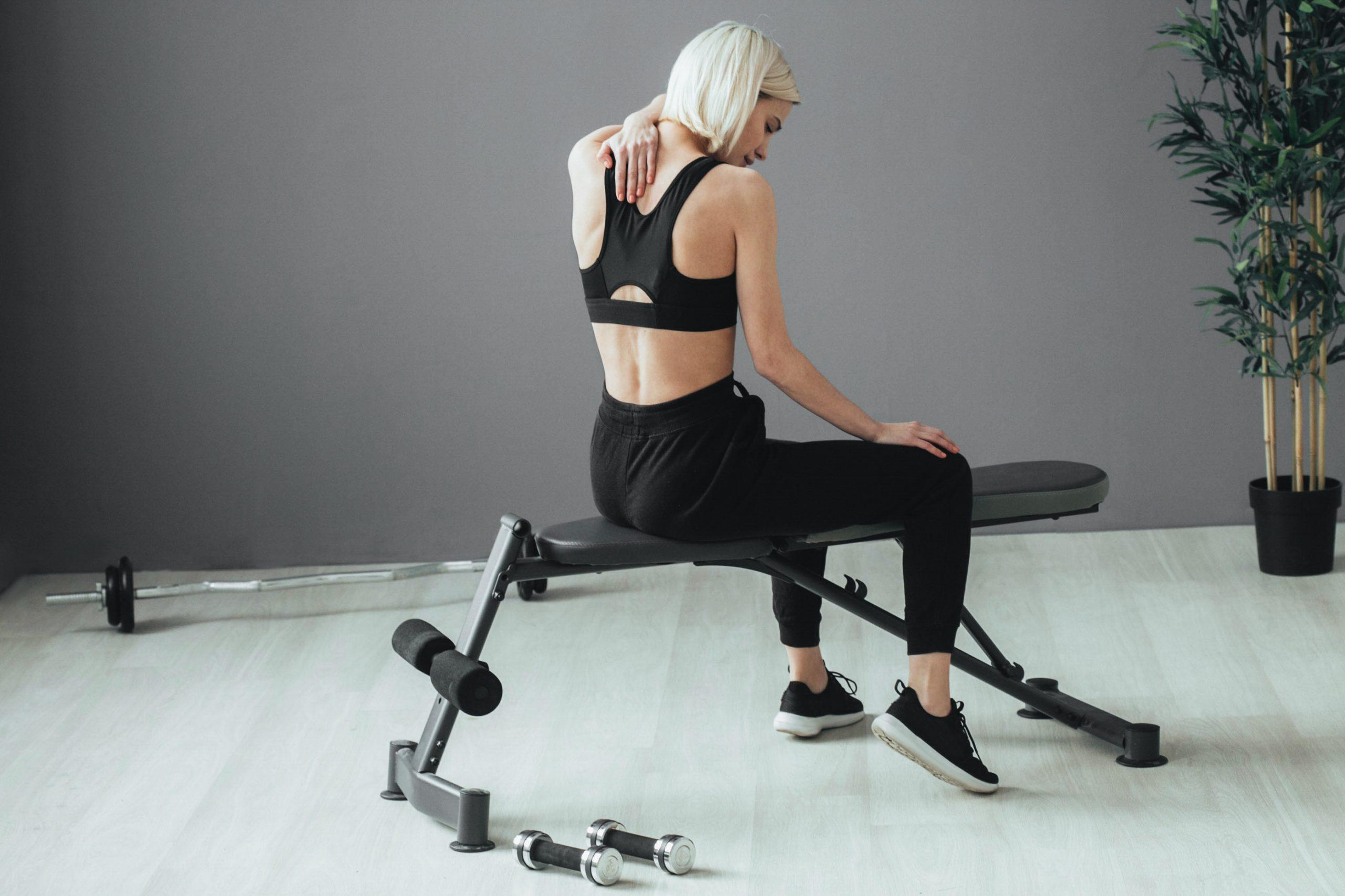 faire du sport avec des courbatures exercices conseillés